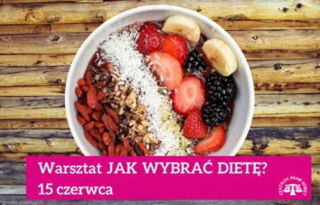jak wybrać dietę